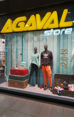Marca AGAVAL STORE