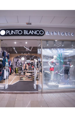 Marca PUNTO BLANCO ATHLETIC
