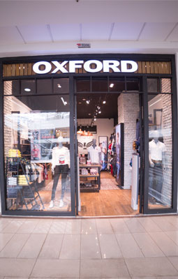 Marca OXFORD JEANS