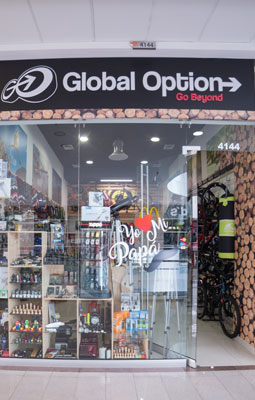 Marca GO GLOBAL OPTION