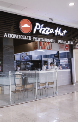 Marca PIZZA HUT
